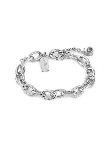 Alberto Guardiani Alberto Guardiani Ag10385Blk Jewelery Bileklik Gümüş